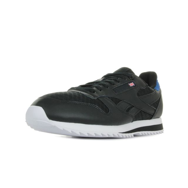 Baskets Reebok Classic Leather Sf Noir Homme Outlet