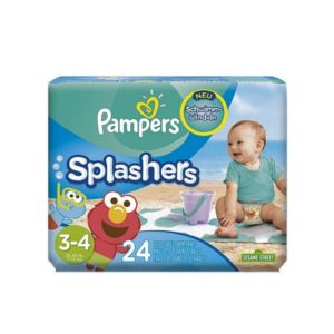 maillots de bain 48 couches pampers splashers 7 15kg