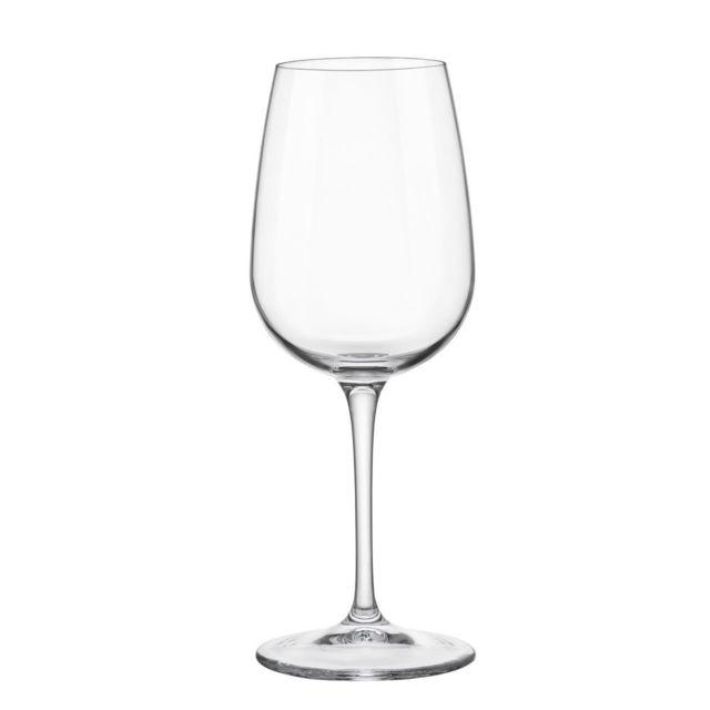 BORMIOLI Boîte de 4 verres à pied Spazio small