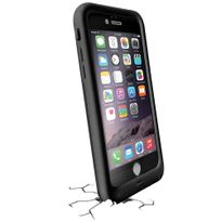 Puro - Coque ultra protectrice iPhone 6s noir
