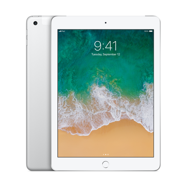 APPLE iPad Pro - 128 Go - WiFi + Cellular - MLQ42NF/A - Argent