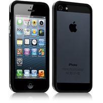Karylax - Housse Etui Coque Bumper pour Apple iPhone Se couleur noir