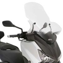 Givi - Bulle incolore 2111DT+D2111KIT, Yamaha X-max 400