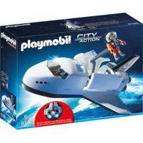 PLAYMOBIL - Navette spatiale et spationautes - 6196
