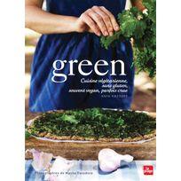 La Plage - Green : cuisine végétarienne, vegan, sans gluten ou crue Livre, éditeur