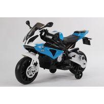 Autre - Moto électrique bleu Bmw S1000RR