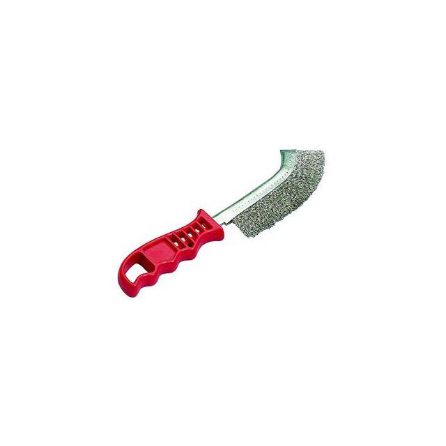 Osborn - Brosse à main, fil acier ondulé 0008462291