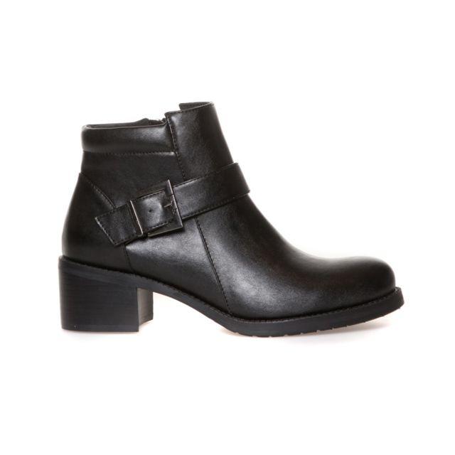 cher Shoes Bottine Noir Bombes Petites Dandy Lpb pas Achat les 8ZqwUxd