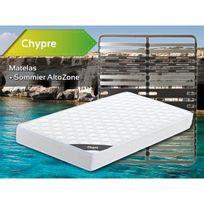 Altobuy - Chypre - Pack Matelas + AltoZone 120x190