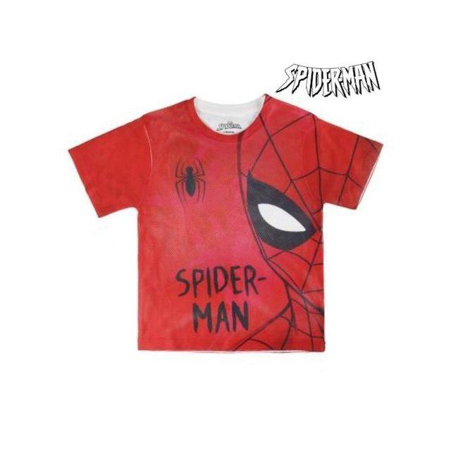 20b457ea546fb Spiderman - T shirt à manches courtes Enfant 7982 taille 3 ans - pas cher  Achat / Vente Chemises de nuit, nuisettes - RueDuCommerce