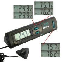 Adnauto - Thermometre Interieur et Exterieur