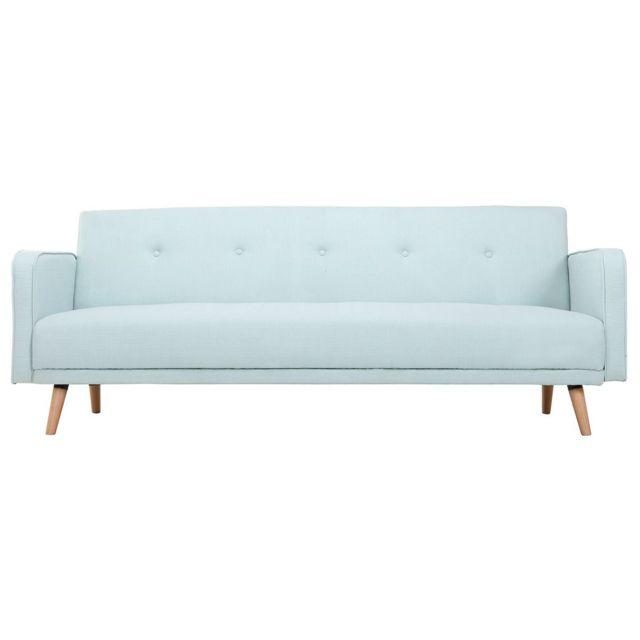 miliboo canap convertible 3 places design scandinave. Black Bedroom Furniture Sets. Home Design Ideas