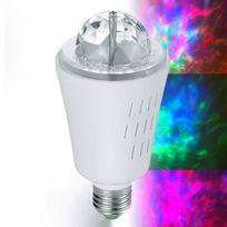 Inolights - Ampoule à effets lumineux E27 Magellan Leds 3 couleurs 1.8W