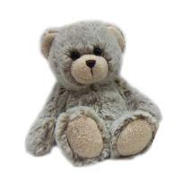 Soft Friends - Peluche Ourson 15 cm marron clair chiné
