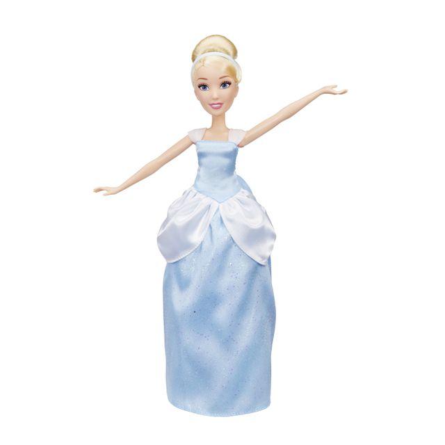 DISNEY PRINCESSES Cendrillon tenue magique - C0544EU40 Cendrillon, en poupée détaillée et spéciale pour revivre sa transformation tirée du célèbre film.