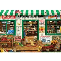 Master Pieces - Puzzle 1000 pièces : General Store