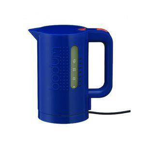 Bodum bouilloire lectrique 1 litre bleu bleu pas cher achat vente bouilloire rueducommerce - Bouilloire electrique 1 litre ...