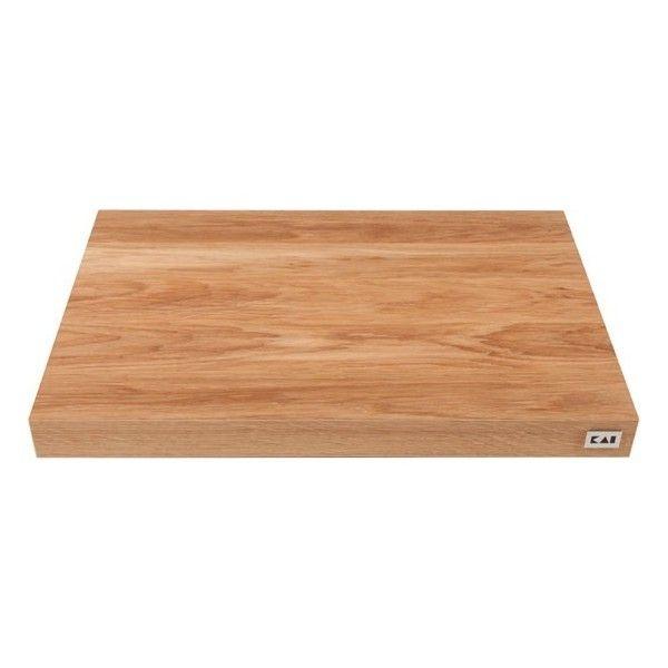 kai planche d couper en ch ne clair 39x26x4cm pieds antid rapant bois pas cher achat. Black Bedroom Furniture Sets. Home Design Ideas