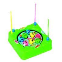 Lgri - Jeu magnétique : Mini Pêche à la ligne