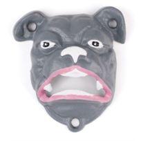 Kikkerland - Décapsuleur Bulldog