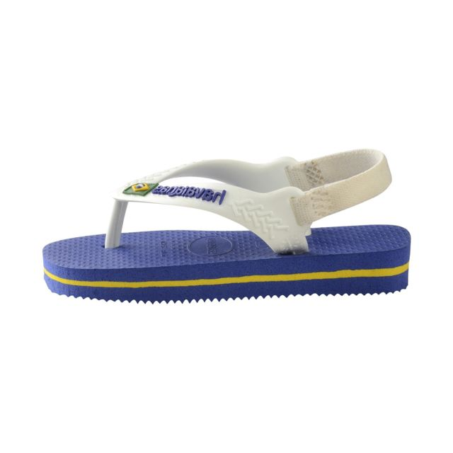 74f56e6f69afe Havaianas - Tong baby brasil logo - pas cher Achat   Vente Sandales ...