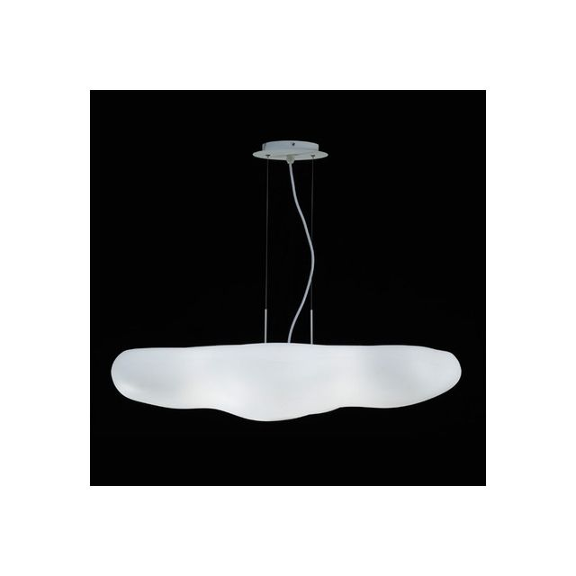 Mantra Colleccion Grande Suspension luminaire Nuage Eol