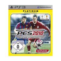 Konami - Pes 2010 : Pro Evolution Soccer - platinum import allemand