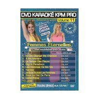 Karaoke Paris Musique - Dvd Karaoké Kpm Pro Vol.11 Femmes Eternelles