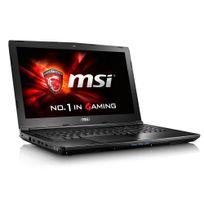 MSI - GL62M 7RD-448FR - Noir