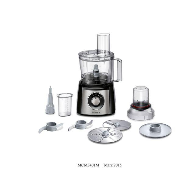 Bosch Robot Multifonction - MCM3401M