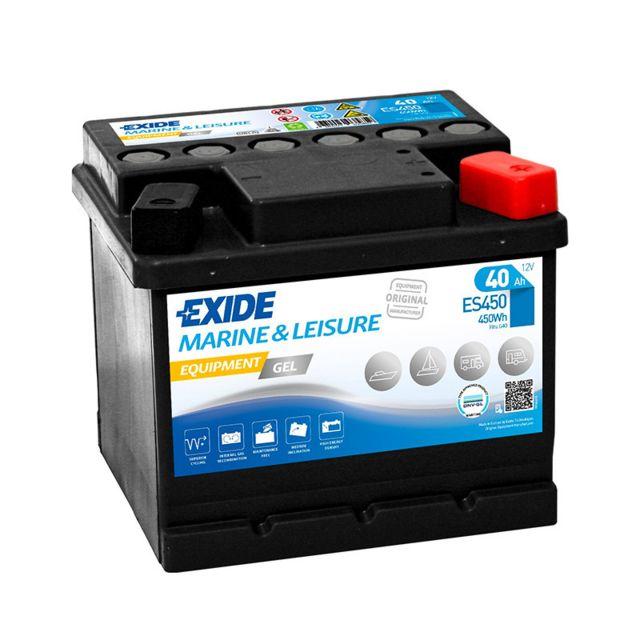 Batterie décharge lente Yuasa L35-90 Leisure 12v 90ah