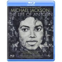 Universal Pictures Italia Srl - Michael Jackson - The Life Of An Icon BLU-RAY, IMPORT Italien, IMPORT Blu-ray - Edition simple