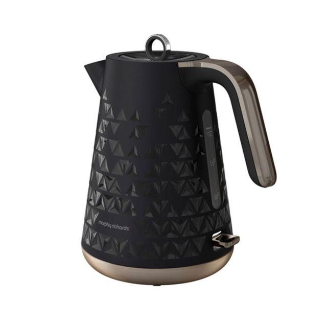 Morphy Richards Bouilloire Prism Jug 2200 W 1.5 L - noir