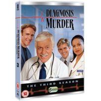 Paramount Home Entertainment - Diagnosis Murder - Series 3 IMPORT Anglais, IMPORT Coffret De 5 Dvd - Edition simple