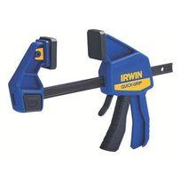 Irwin - Serre-joint Avec Fonction Ecarteur Quick Change - Dim. mm:450