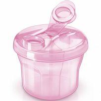 PHILIPS AVENT - Doseur de lait en poudre rose