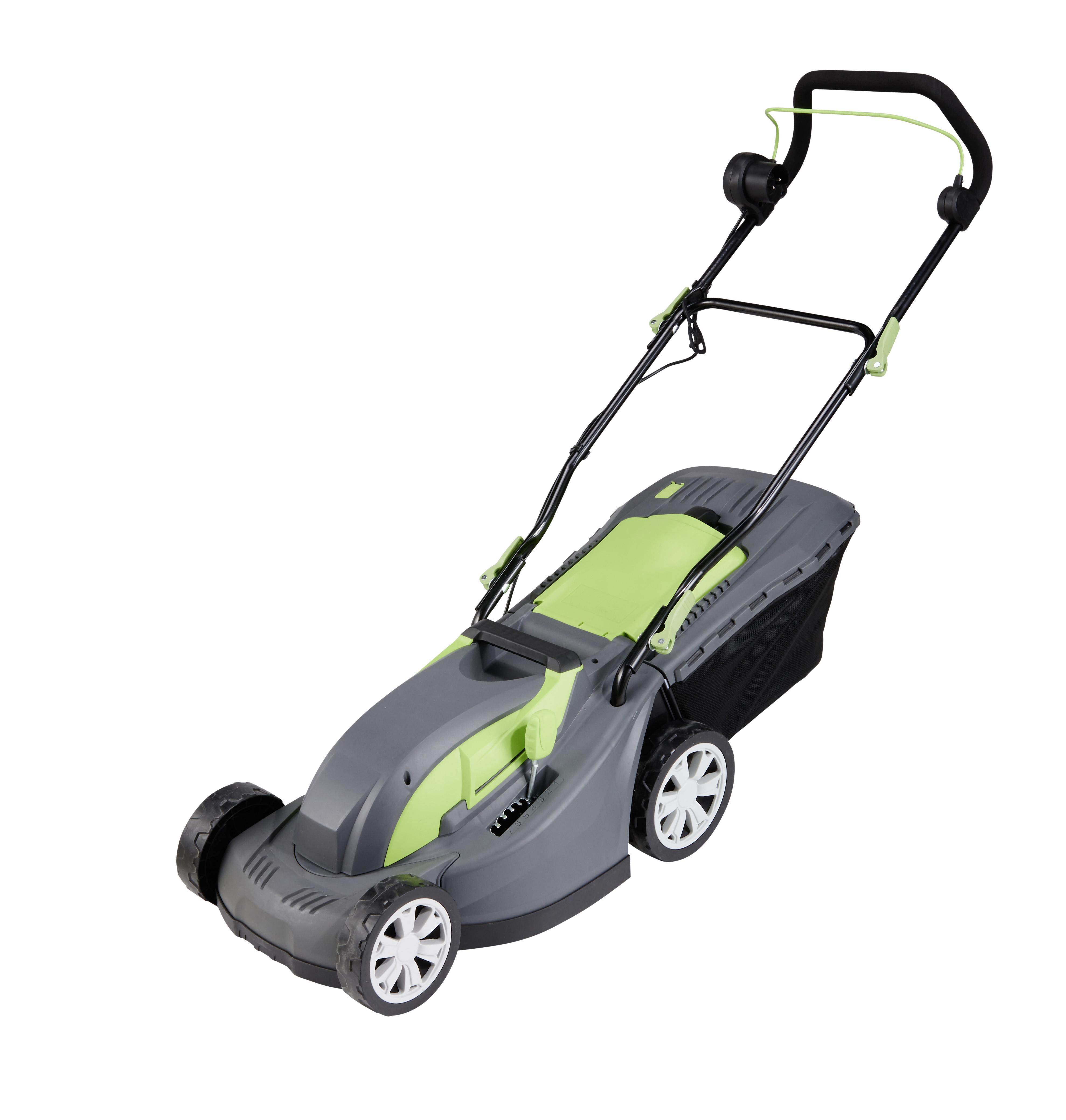 GREEN CUT Tondeuse électrique - 1400W
