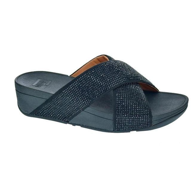 Fitflop Chaussures Femme Sandales modele Ritzy Slide