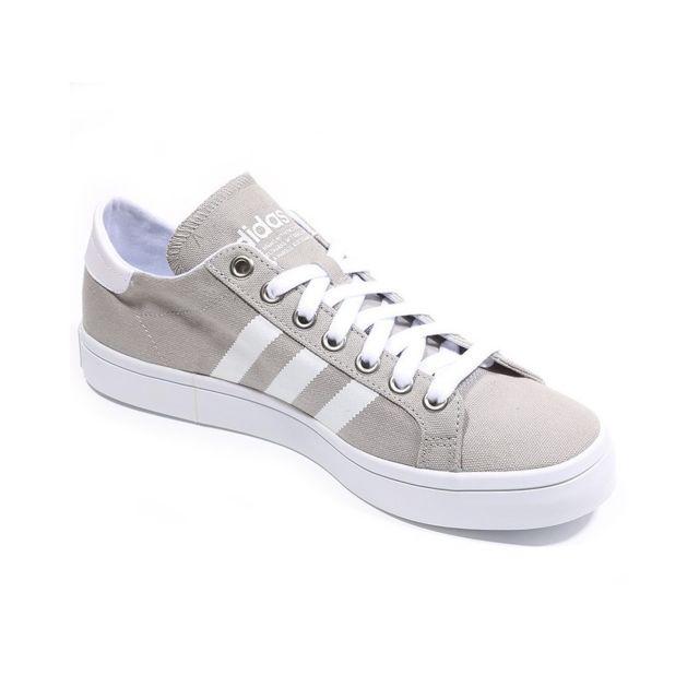 Chaussures Court Vantage Blanc Beige Homme Multicouleur 36 23