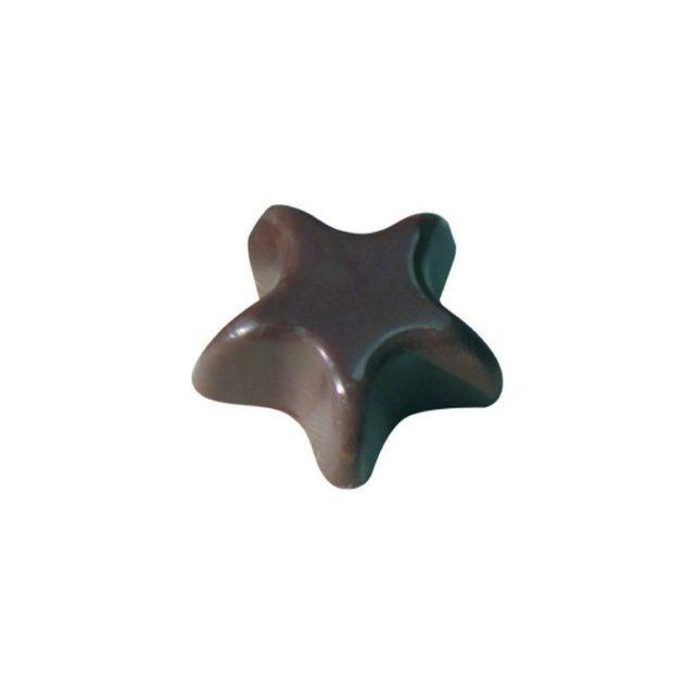 Ibili Moule Plastique Chocolat Etoilé