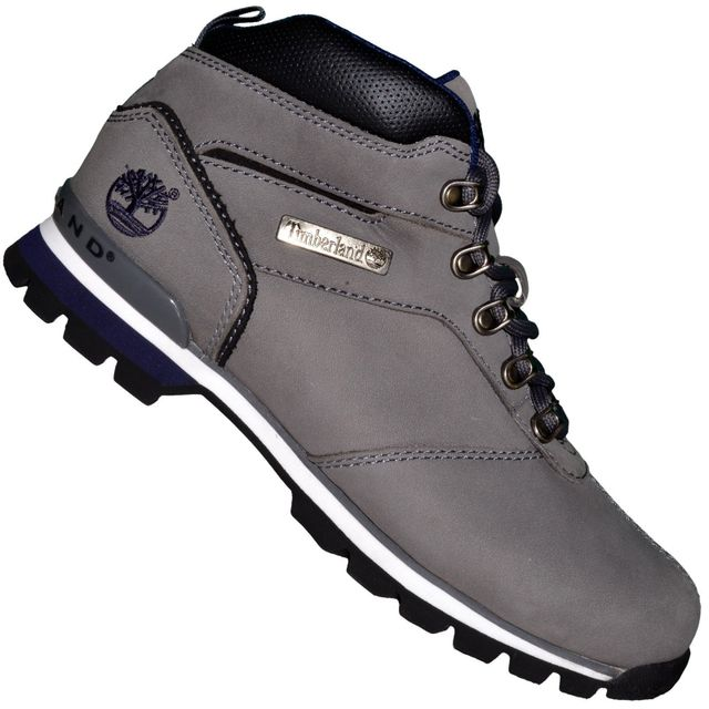 Timberland - Boots - Chaussures Montantes - Homme - Timberland - Splitrock  2 Hiker Cuir - 9df65f1a53de