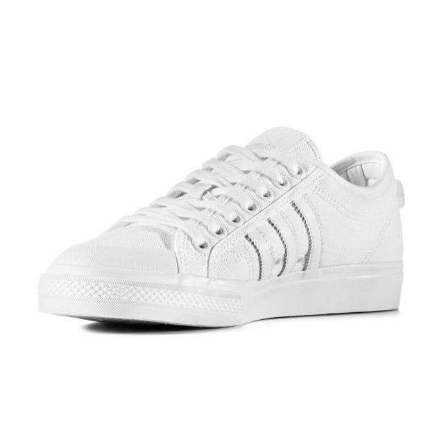 be5a21476113a Adidas - Basket Originals Nizza - Ref. Bz0496 - pas cher Achat / Vente  Baskets homme - RueDuCommerce
