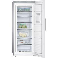 Siemens cong lateur armoire 70cm 360l nofrost a blanc - Congelateur armoire carrefour ...