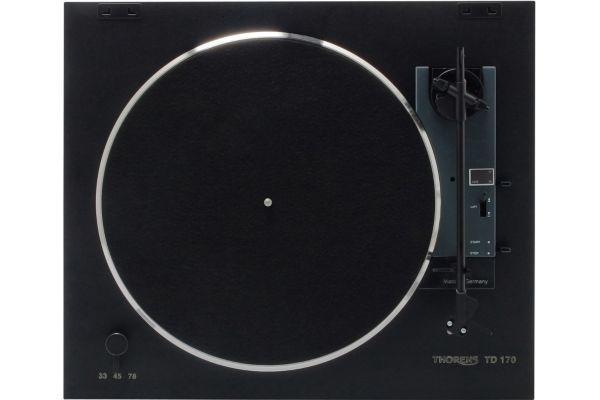 THORENS - Platine vinyle TD TD 170-1 Noir