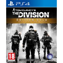 UBISOFT - Tom Clancy's - THE DIVISION Edition Gold - PS4