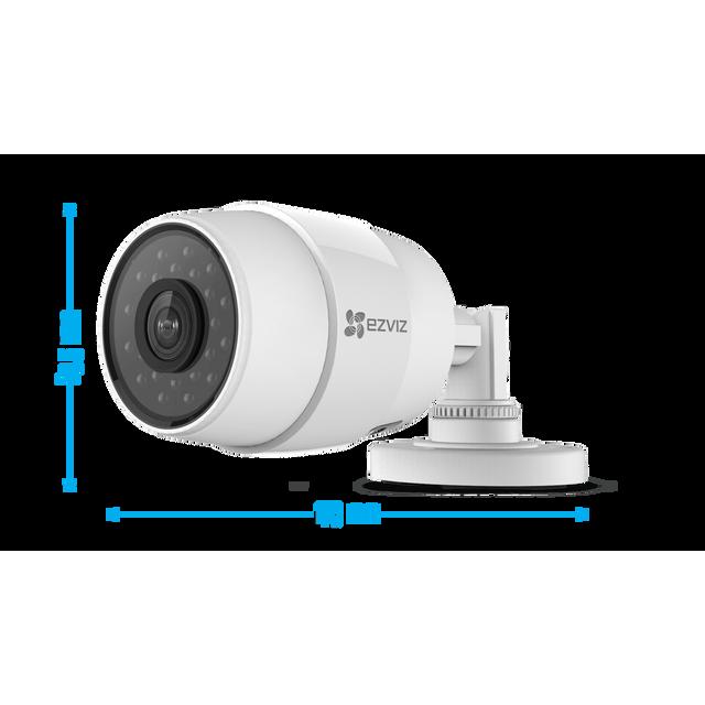 ezviz c3 c cam ra de surveillance ext rieur hd 720p. Black Bedroom Furniture Sets. Home Design Ideas