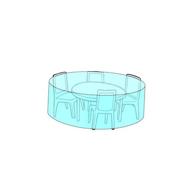 Ose - Housse de protection pour table ronde de jardin - pas ...
