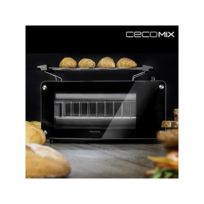 Cecomix - Grille-Pain Vision 3042 1260W