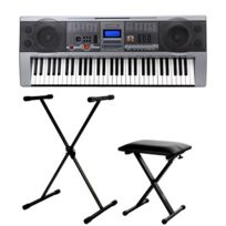 Mcgrey - Pk-6110USB clavier pack incl. stand et banc