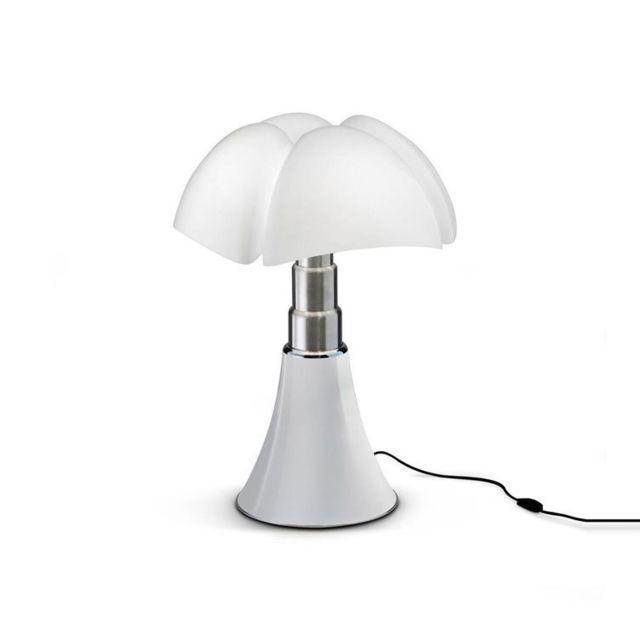 Martinelli Luce Mini Pipistrello-lampe Led H35cm Blanc - designé par Gae Aulenti